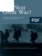 (Belfer Center Studies in International Security) Richard N. Rosecrance_ Steven E. Miller-The Next Great War__ the Roots of World War I and the Risk of U.S.-china Conflict-Mit Press (2014)