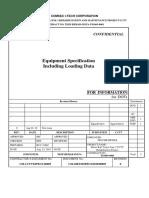 EQUIPMENT SPECS LOADING DATA.docx