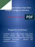 Asuhan Keperawatan Pada Klien dengan Gangguan Aktivitas.pptx