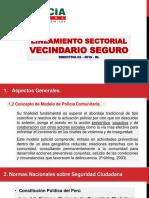 VECINDARIO SEGURO