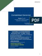 CG 3 y 4 Relacion Costo Volumen y Utilidad - Decisión Incertidumbrex