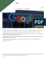 41 of Google's Toughest Interview Questions   Inc.com