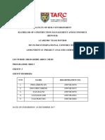 ASSIGNMENT P2 International Construction
