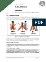 Manual Sobre Montaje e Instalacion Del Teodolito
