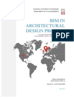 BIM in Architectural Design Process