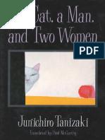 Tanizaki, Junichiro - A Cat, a Man, and Two Women (Kodansha, 1990).pdf