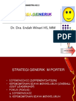 2. Srategi Generik Glueck & Porter Lengkap