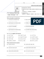 Review Skills Worksheets