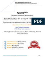 2020 Pass4itsure Microsoft AZ-203 Exam Dumps Practice Test Questions