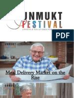 Meal Delivery Market on the Rise- Unmukt Festival.pdf