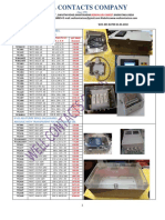 ABS   POLYCARBONATE PRICE LIST 06-11-2019