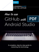 How to use git with Android Studio