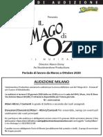 Bando Milano Gennaio2020 Stuntmanshow
