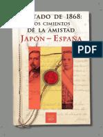 Tratado 1868 Japón España