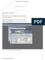 How to Create and Demonstrate the Internal Requisition to Internal Sales Order Flow