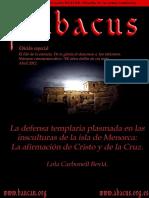 Abacus Especial, La Defensa Templaria,Abril 2012