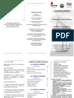 Especialización Política y Comercio Petrolero Internacional
