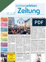 Bad Camberg Erleben / KW 47 / 26.11.2010 / Die Zeitung als E-Paper