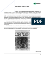 História-João Goulart e o golpe militar