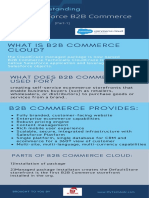 Understanding Salesforce B2B Commerce Cloud