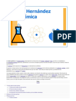 enlaces quimicos