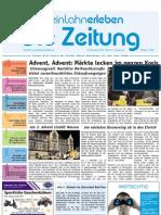 RheinLahn Erleben / KW 47 / 26.11.2010 / Die Zeitung als E-Paper