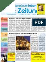Westerwälder-Leben / KW 47 / 26.11.2010 / Die Zeitung als E-Paper
