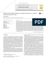 2013 Double structure hydromechanical coupling formalism and a model for unsaturated expansive clays