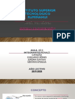 Instituto Superior Técnologico Rumiñahui
