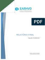 5 RELATÓRIO FINAL DA EARHV