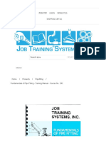 Fundamentals of Pipe Fitting - Training Manual - Course No. 190 _ Job Training Systems, Inc
