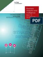 Business Analytics & Intelligence (BAI - Batch 10)