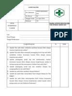 7.4.1.3 DT Audit Klinis