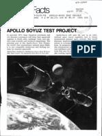 Apollo Soyuz Nasa Facts