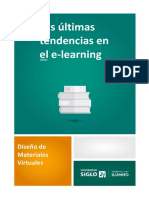 Las Últimas Tendencias en El E-learning