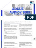 Catalogue Audiovisuel Dpma 2017 Doc
