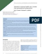 Interprofessional collaboration in primary health care, supper 2015.pdf