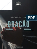 Oração - Thomas Watson