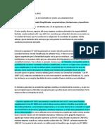 Sociedad Anónima Cerrada Simplificada_características limitaciones y beneficios