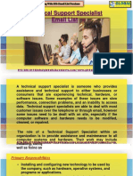 Technical Support Specialist Email List