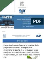 2.3Estrategias de Evaluación