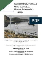 Apostila Curso de Canto - 2019 Sorocaba