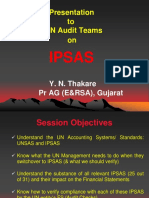 UN Audit training material on IPSAS