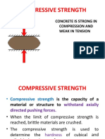 Lecture 8 Compressivestrength