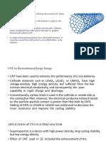 Carbon Nanotubes (CNT)