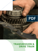 TVH Transmission Drivetrain Parts