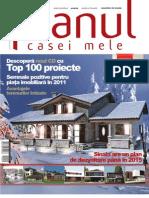 Revista Planul Casei Mele decembrie 2010 - ianuarie 2011