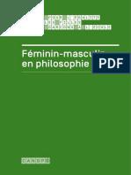 OEFG_Feminin_masculin_philosophie