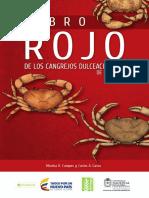 Libro Rojo de cangrejos Dulceacuícolas de Colombia Alta