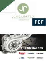 Turbocharger-Catalog